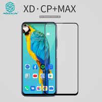 Huawei honor 20 vidro nillkin xd cp+max anti brilho de segurança proteção vidro temperado para huawei Honor 20 20s nova 5t