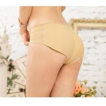 Sexy Panty Knickers Buttock Backside Silicone Bum Padded Butt Enhancer Butt Lifter Up Underwear Shorts Enhancer Shapewear Panty