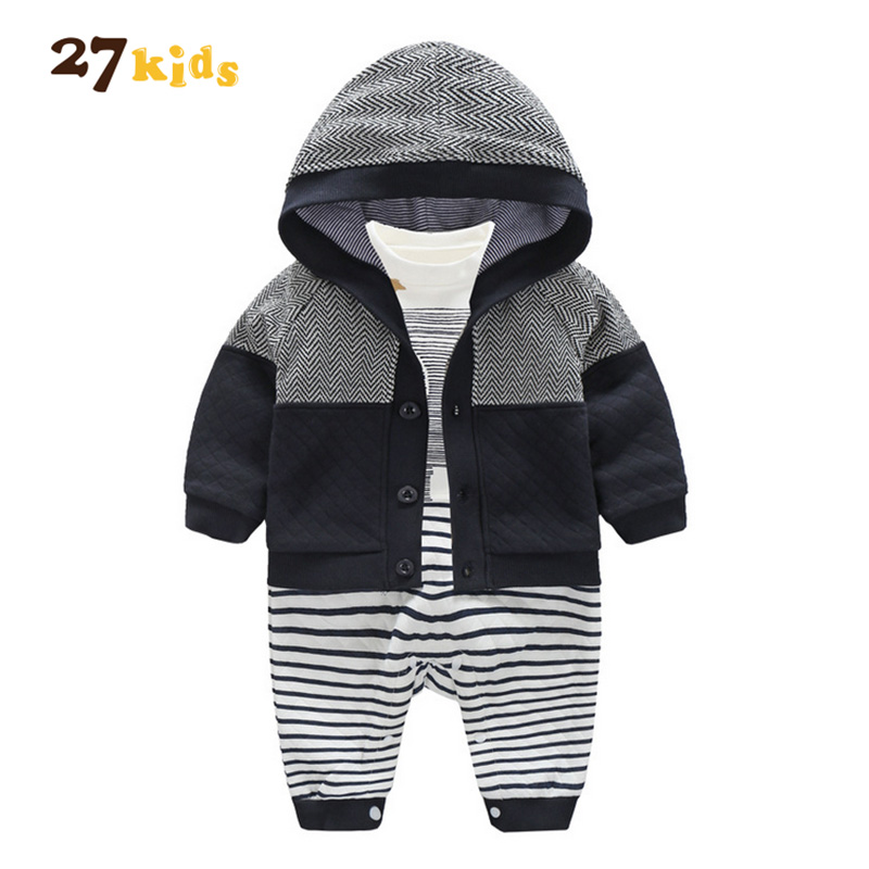 27Kids 2Pcs/Lot Infant Clothes Baby Clothing Sets Hot Sale Baby Girls Cloth Set New Cause Broadcloth Cotton Costume for Bebies