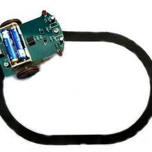 technology DIY Intelligent tracking car kit D2-1 line patrol car parts production