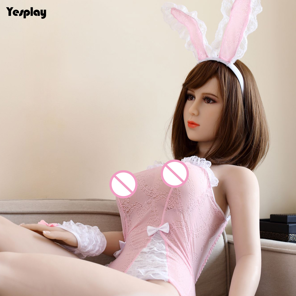 Yesplay 168cm Realistic Silicone Sex Dolls Lifelike Ass Full Size Adult Love Doll with Real Vagina Pussy Anal Oral Men Sex toys  full size silicone sex doll adult toy big breast 148cm sex product lifelike vagina oral ass love dolls for men sexual rope bind