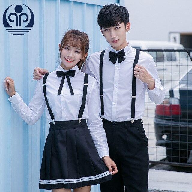 What do Japanese teenage girls wear to school?
