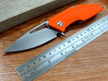 High Quality! Efeng MDF-2 folding knife D2 blade + G10 handle folding Fixable knife camping  knives