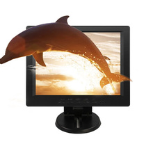 """Desktop 12 inch 1400*1050 Four Wire HDMI Resistive Touchscreen LCD Computer Monitor 12"""" Square Touch Screen Pos Machine Monitors(China (Mainland))"""