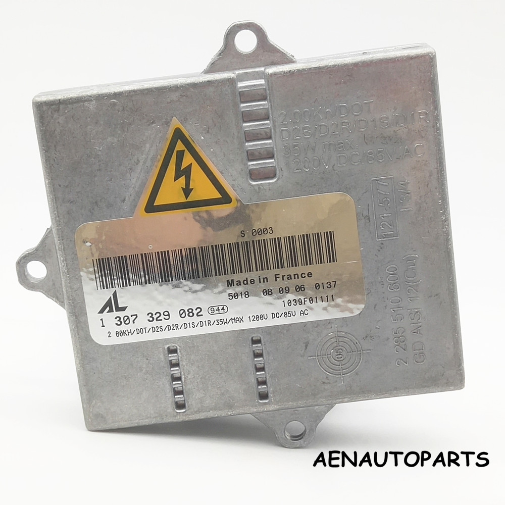 NEW HID Xenon D1S D2S Ballast Unit Controller Igniter 1307329082 1307329087 OEM for 03 06 Mercedes