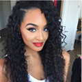 Hot Sale Brazilian Virgin Hair loose curly Lace Front Wigs full lace human hair wigs With Baby Hair Bangs Human Hair Black Women