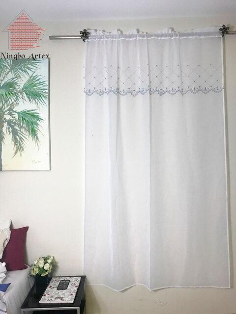 2018 Artex tenda per la cucina mezza finestra mantovana tende ...
