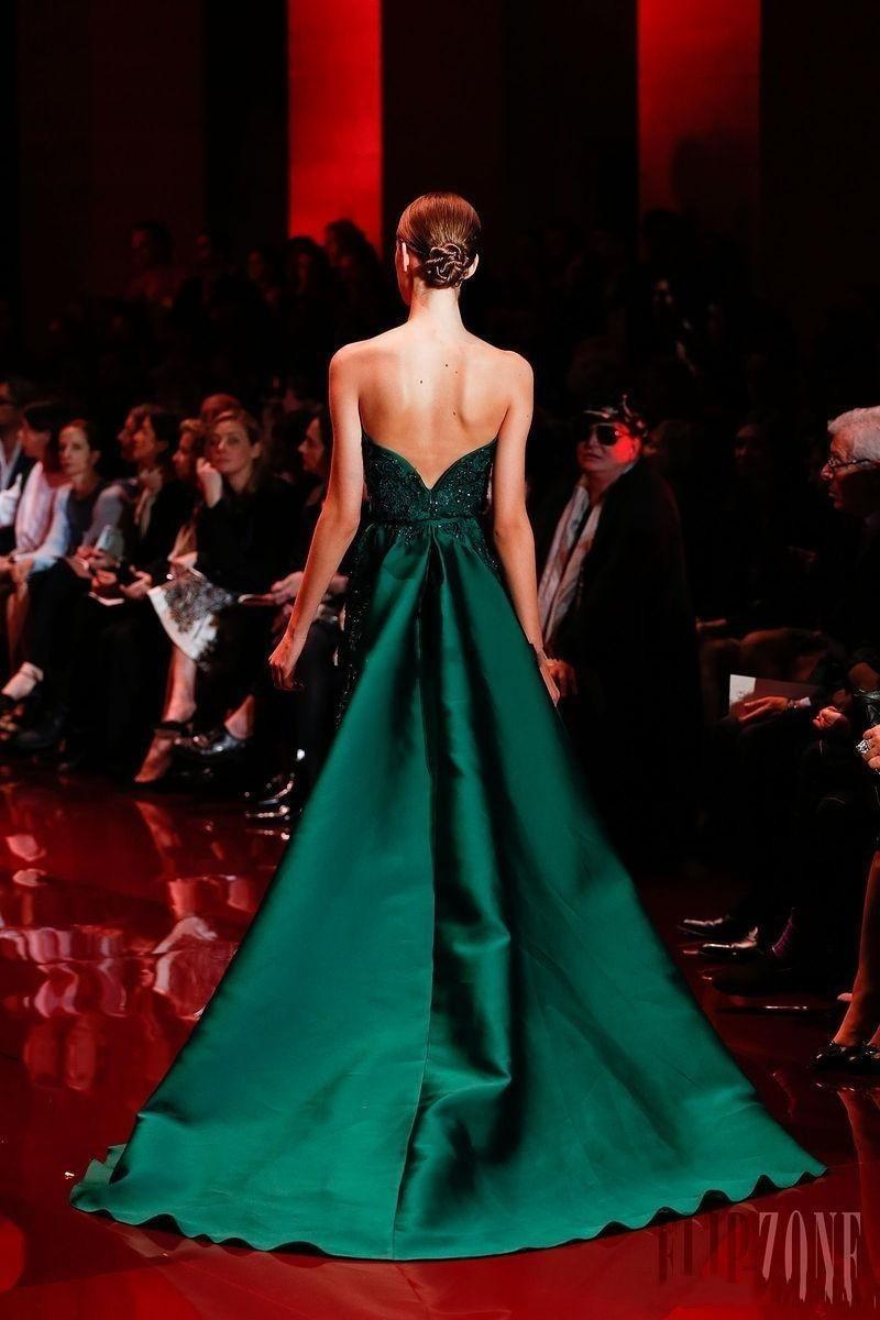 Vintage Designer Couture
