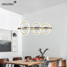 Nordic LED Illuminant Pendant Lights Acrylic Hanging Lamp Living Room Bedroom Home Decor Pendant Lamp Modern Lights & Lighting holigoo pendant lamp acrylic stainless restaurant bedroom decorative pendant lights lamparas living room home lighting lampe