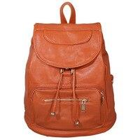 High Quality Women Backpack Travel Pu Leather Backpack Rucksack Mochilas Mujer Woman Backpack Teenagers School Bag