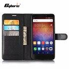 CYBORIS Case for Huawei Ascend XT H1611 Case 6.0 inch case for Huawei Ascend XT H1611 Flip Cover Stand Wallet Bag Card Slot