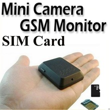 X009 Mini GPS Tracker Locator Camera Monitor Audio Video Record Monitor GSM Monitor Video Recorder GPS Tracking Deveice