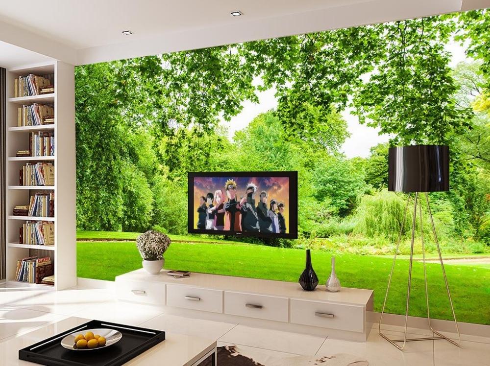 3d Wallpaper For House Walls India Custom 3d Wallpaper Landscape