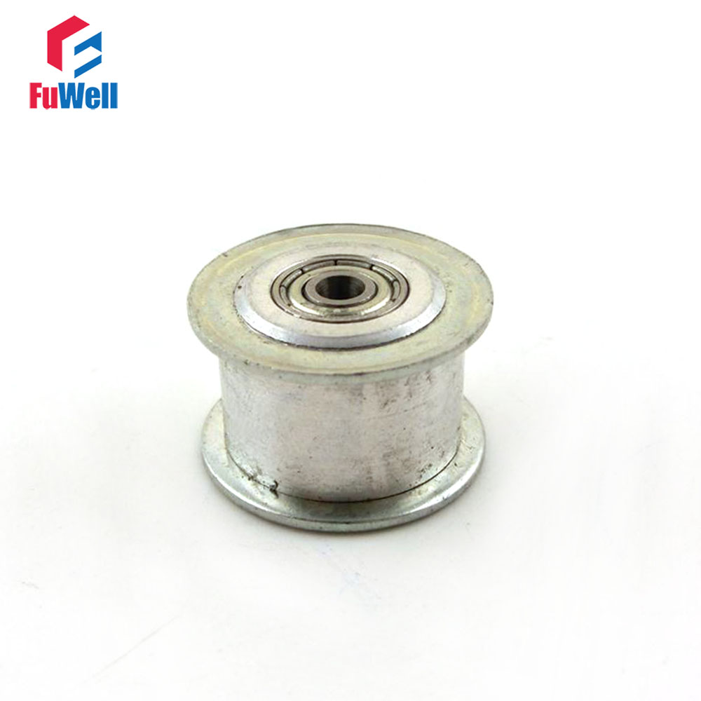 3M-18T Idler Timing Pulley Bearing Bore 3-6mm for Width 11//16mm Belt 3D Printer