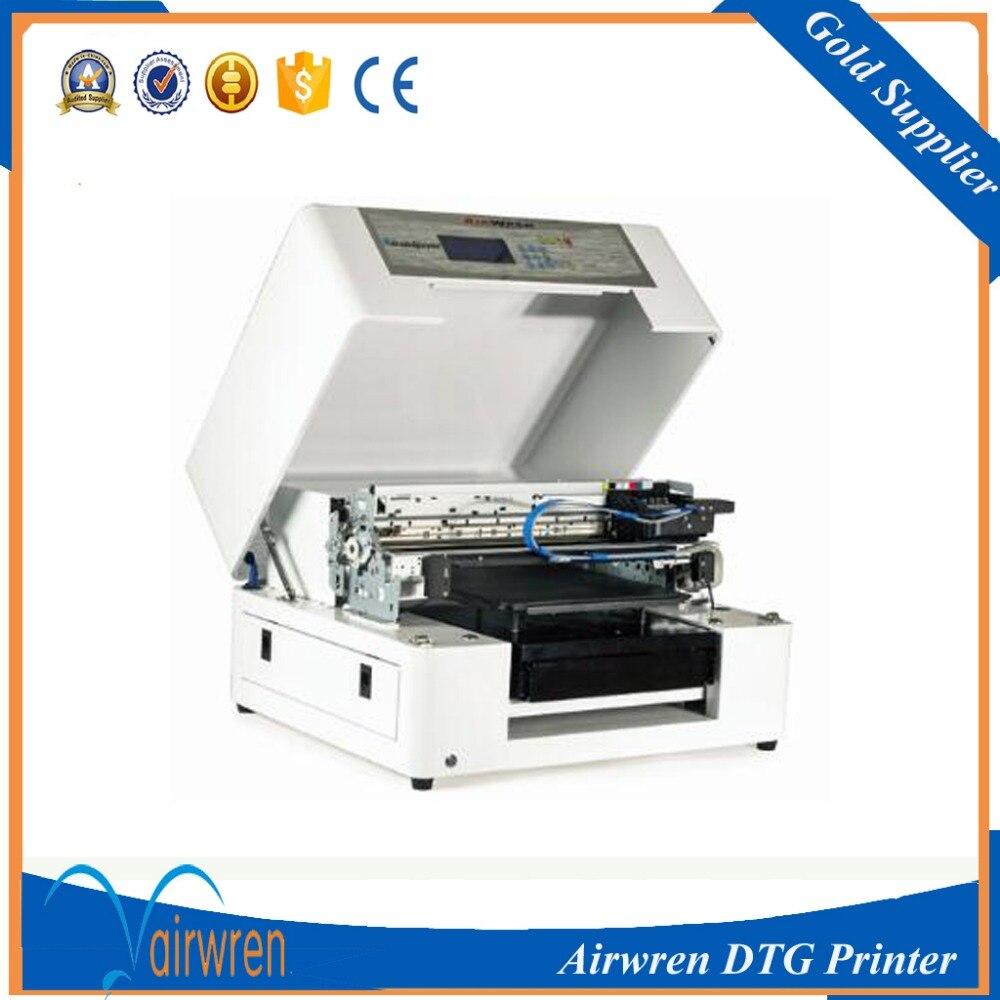 Multi Purpose Canvas Printers  Digital T-Shirt Printing Machine for Sale digital textile t shirt printer automatic canvas printing machine for sale