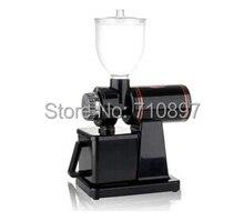 НОВОЕ пришествие черного цвета 200 В ~ 250 В кофемолка машина кофемолка с штекером