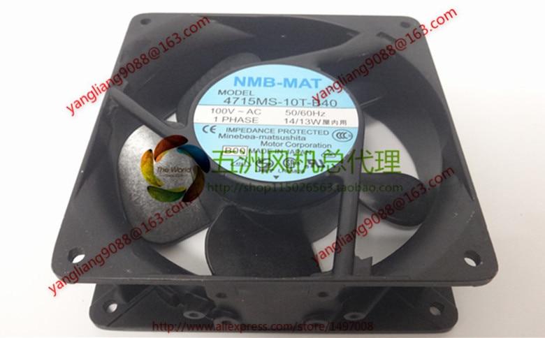 NMB-MAT 4715MS-10T-B40, B00 AC 100V 14W, 120x120x38mm Server Square fan серьги morellato серьги