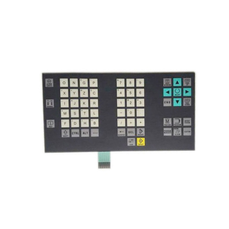 SEEBZ New 802D 6FC5303-0DM13-1AA0 Keyboard Film For Siemens 802D 802DSL Membrane keypad new membrane keypad for beijer e150 repair new 100