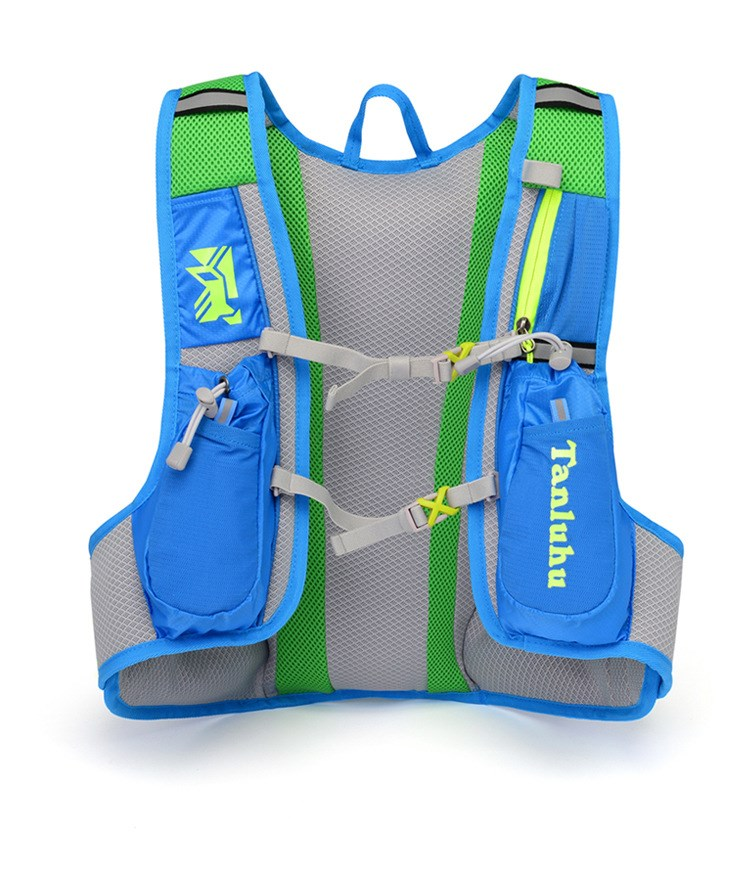 15L Cycling Running Backpack Men Women Ultra Light Breathable Cycling Cross Country Marathon Water Bag Backpack 450G