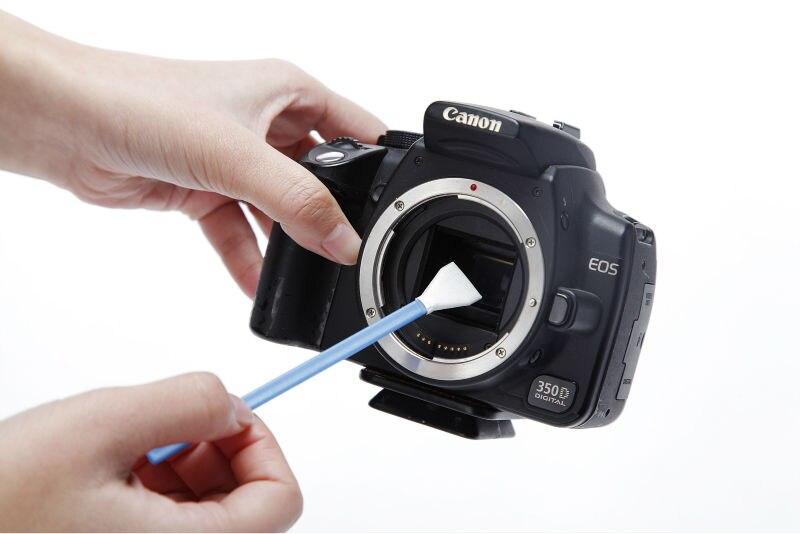 APS-C DSLR camera CCD cleaning swab cleanroom swab cap  vacuum package DDR-16