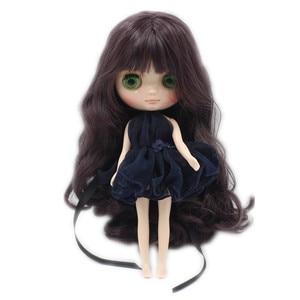 Image 2 - Oferta especial blyth médio boneca moda 20cm comum & corpo normal adequado para diy frete grátis presente brinquedo