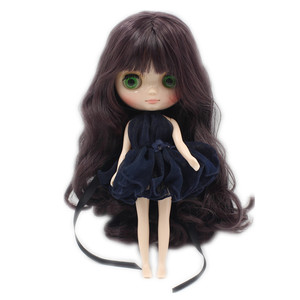 Image 2 - Oferta specjalna Middle Blyth fashion doll 20Cm wspólne i normalne ciało nadaje się do DIY prezent w postaci darmowej wysyłki zabawki