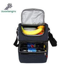 portable Thermal Bag For Women Men Multifunction Large Capacity Storage Tote Bags Picnic Insulation Cooler