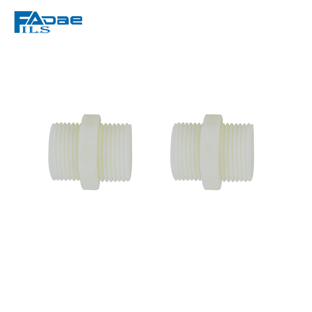 Joint Connector Equal 1 Male Thread to 1 NPT Male thread (2pcs/lot) connector 6469294 1 connector
