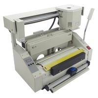 RD JB 5 Desktop клей книжный переплет клей переплетчиком машина машинной вязки термоклей брошюровального Толщина 40 мм