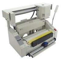 RD JB 5 Desktop Glue Book Binding Machine Glue Book Binder Machine Hot Melt Glue Binding Machine Booklet Maker Thickness 40mm