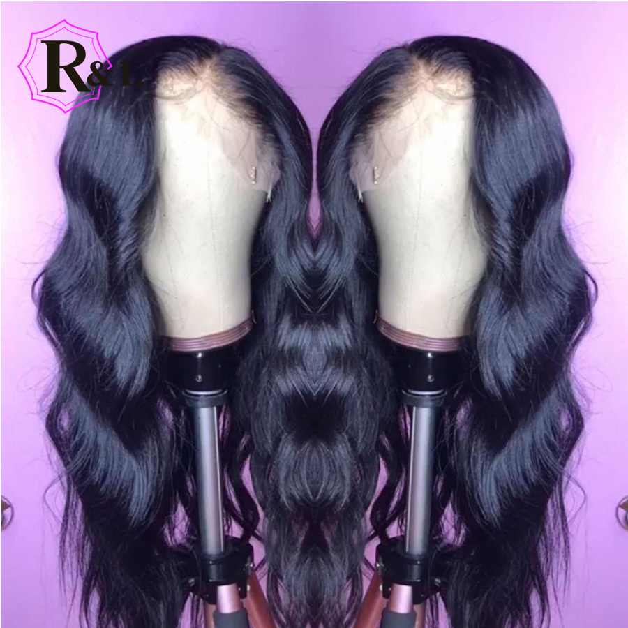 RULINDA Lace Front Human Hair Wigs For Black Women With