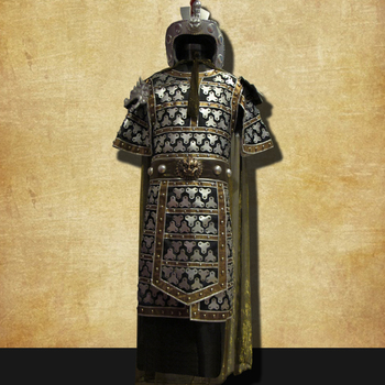 China Han Tang Song Ming Dynasties Ancient War armor Chinese general stage drama film television Role performance costume