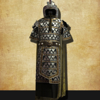 China Han Tang Song Ming Dynasties Ancient War armor Chinese general armor stage drama film television Role performance costume