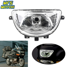 Headlight For 05-09 BMW K1200 K 1200 Motorcycle Front Lamp Assembly Upper Headlamp Head Light Housing 2005 2006 2007 2008 2009