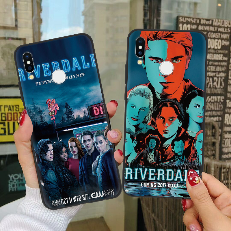 American TV Riverdale For TPU Huawei P30 Pro P8 P10 P20 P9 mini 2017 P30 Mate 20 Pro P Smart 2019 For Huawei P20 Lite Cover Case