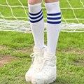 1Pair Over Knee Ankle Knee-High Women Men Socks Striped Cheerleading Socks Unisex Accessories Legging Stockings Free Shipping