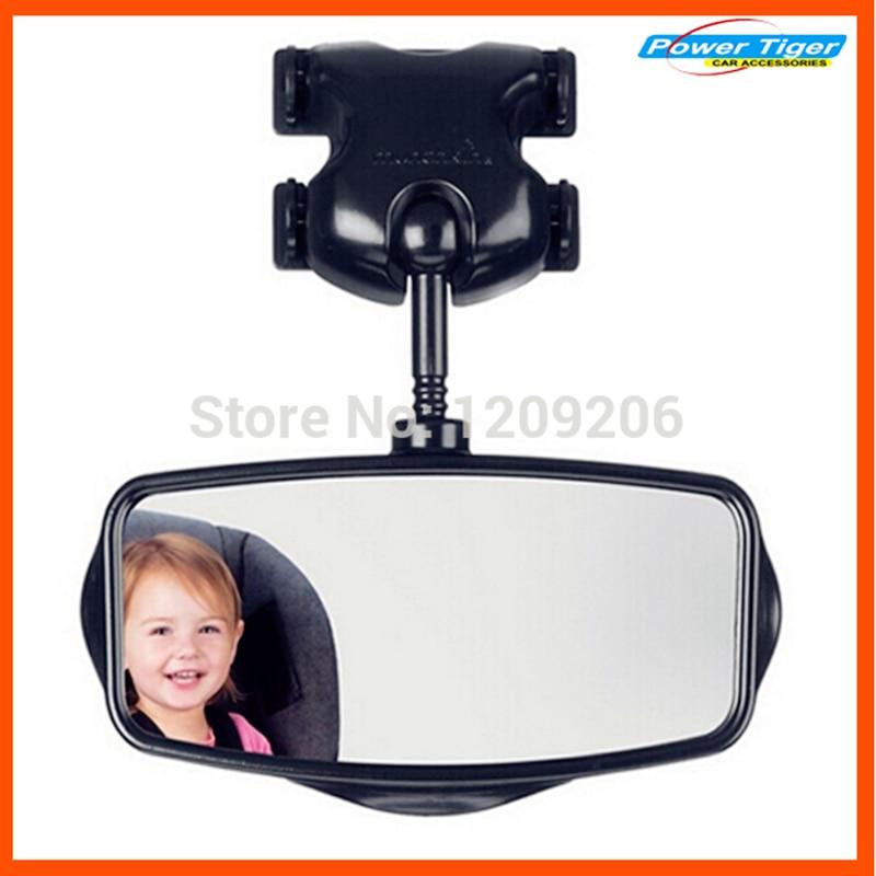 Adjustable Safety Car Auto Interior Baby Kids Monitor Mirror Backseat Monitor Rear View Mirror Car Baby Safety Mirror