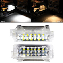 2x Free Error car styling replacement courtesy step door light For ML-class W166 E-class coupe C207 CLK convertible A207