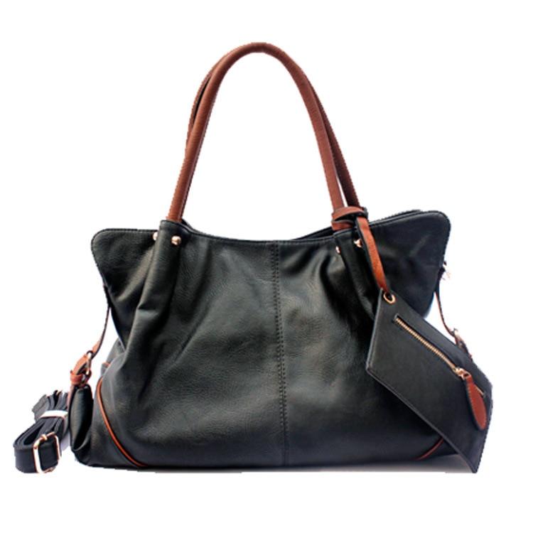 vintage bolsa para mulheres do Big Bag Inner Structure : Zipper Secret Pocket, Credential Pocket, Camera Insert Pocket