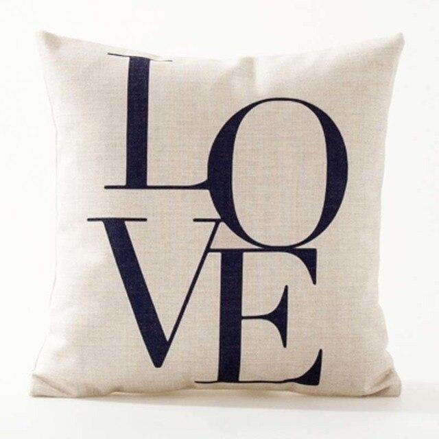 Nordic Geometric Decorative Pillowcase Size: 45CM WT0042 Color: 19