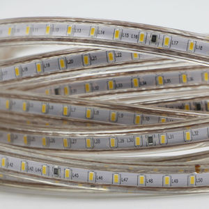 Super Bright SMD 3014 Dimmable 220V LED Strip Light 1M/5M/10M flexible Rope Light Kitchen Outdoor Garden Lamp Tape with EU Plug
