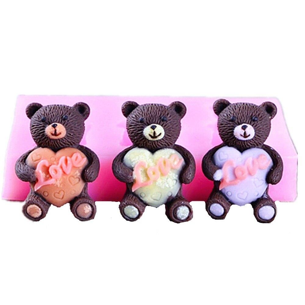 Cake Decorating Sugarcraft Teddy Bear
