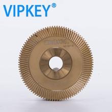 НЕТ: 0011B титановый станок для резки ключей wenxing лезвие для резки 12,7*70*7,3 мм пильный диск
