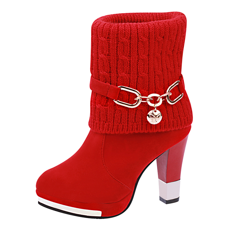 Popular Women Red Boots-Buy Cheap Women Red Boots lots from China ...
