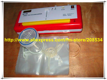 220V /110V Sinbo Household commercial Vacuum Sealer Machine Food Packing Machine DZ-280/2SE  dry or wet environment avaible
