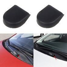 2 шт. Автомобильная крышка стеклоочистителя для Toyota Yaris Corolla Verso Auris Nut пластиковая крышка стеклоочистителя Автомобильная крышка стеклоочистителя