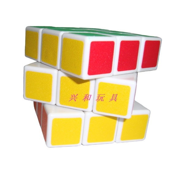 Three order magic cube 3 magic cube super-elevation