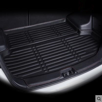 Fit For Mazda Cx-5 Cx5 Boot Mat Rear Trunk Liner Cargo Floor Tray Luggage Carpet Mud Kick Protector Guard 17-18 In Short Supply Car Stickers