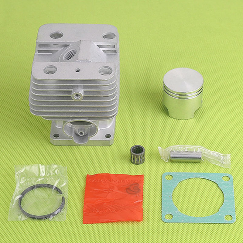 38MM Cylinder Piston Kit Ring Clips fit STIHL FS120 FS200 FS200R FS020 FS202 TS200 FS250 Rep 41340201212