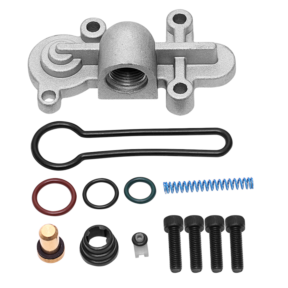 6.0 Spring Kit Upgrade for Ford 6.0L Powerstroke F250 F350 F450 F550 2003 2004 2005 2006 2007 3C3Z9T517AG iFJF Fuel Pressure Regulator Kit